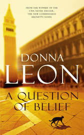 A Question of Belief (Guido Brunetti #19) (large) by Donna Leon image