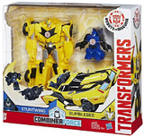Transformers Robots In Disguise Activator Combiner Pack - Stuntwing & Bumblebee