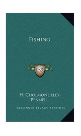 Fishing by H Cholmondeley - Pennell