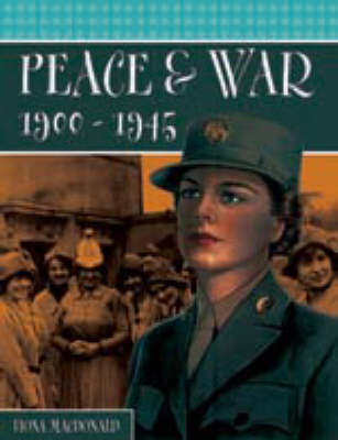 WOMEN IN HISTORY PEACE AND WAR image