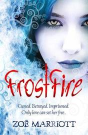FrostFire by Zoe Marriott image