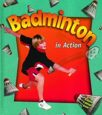 Badminton in Action by Niki Walker image