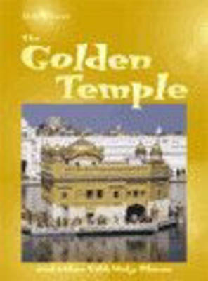 Holy Places Golden Temple paperback by Vicky Parker image