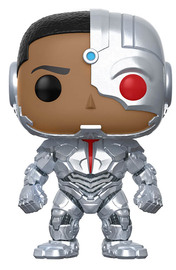 Justice League (Movie) - Cyborg Pop! Vinyl Figure
