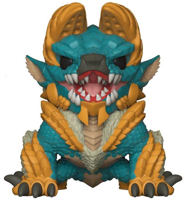 Monster Hunter: Zinogre - Pop! Vinyl Figure