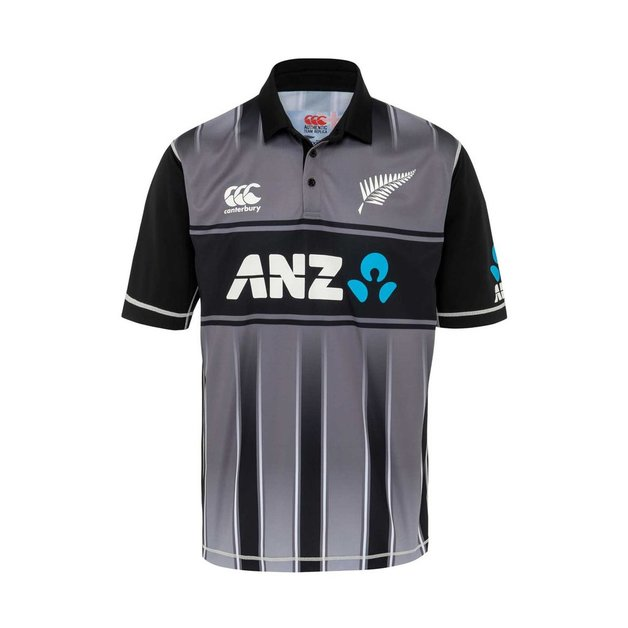 BLACKCAPS Replica T20 Shirt (XL)