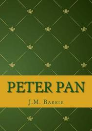 Peter Pan by James Matthew Barrie image