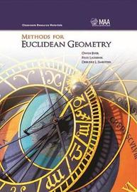 Methods for Euclidean Geometry by Owen Byer image