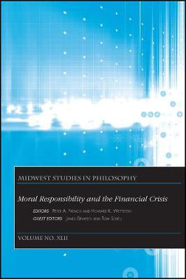 Moral Responsibility and the Financial Crisis