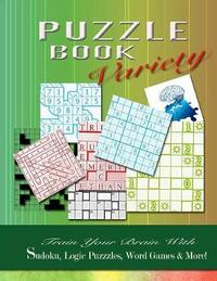 Puzzle Book Variety by Vibrant Puzzle Books