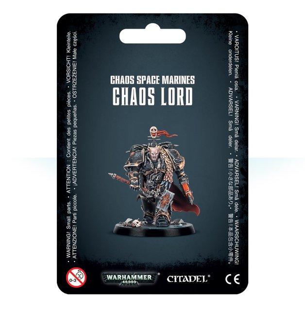 Warhammer 40,000: Chaos Space Marines - Chaos Lord