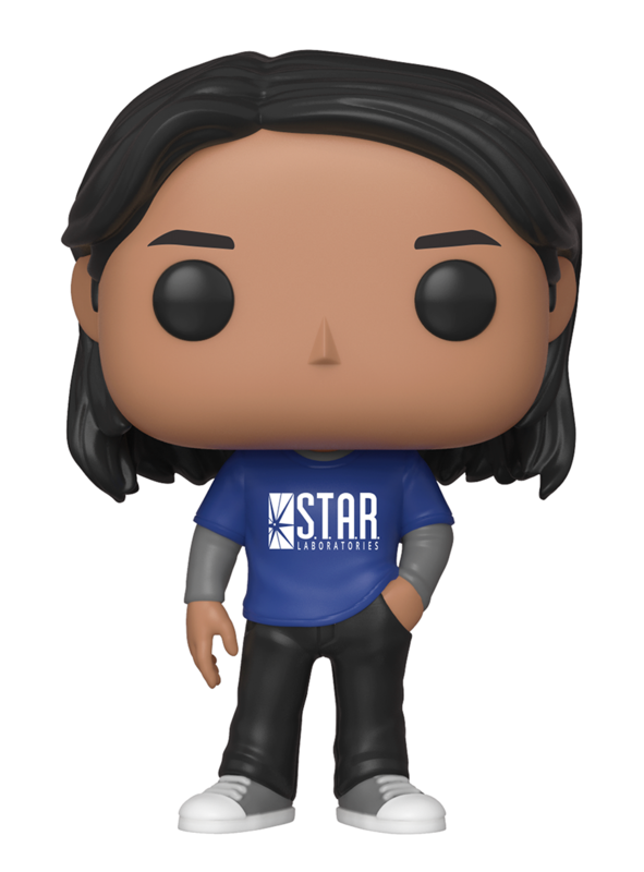 The Flash: Cisco Ramon - Pop! Vinyl Figure
