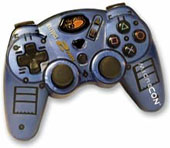 Mad Catz MicroCON Control Pad for PlayStation 2