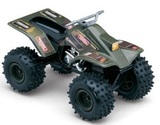 Tonka: All Terrain ATV Vehicle: Green