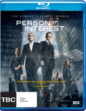 Person of Interest - Season 4 on Blu-ray