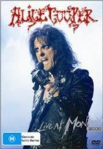 Alice Cooper - Live At Montreux 2005 on DVD