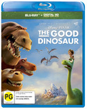 The Good Dinosaur on Blu-ray