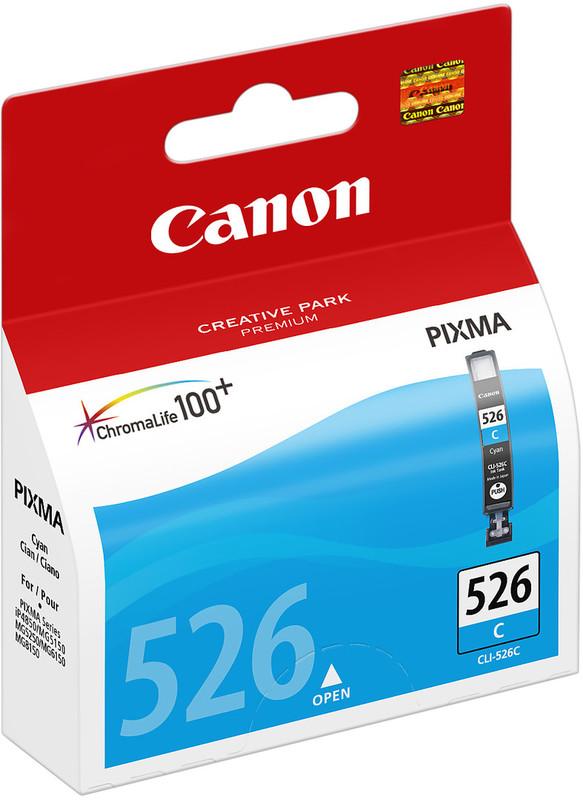 Canon Ink Cartridge - CLI526C (Cyan)