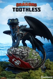 "How to Train Your Dragon: Toothless - 12"" Statue"
