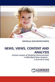 News, Views, Content and Analysis by POOTHULLIL JOHN MATHEW MARTIN
