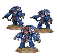 Warhammer 40,000: Easy to Build - Space Marines Primaris Aggressors