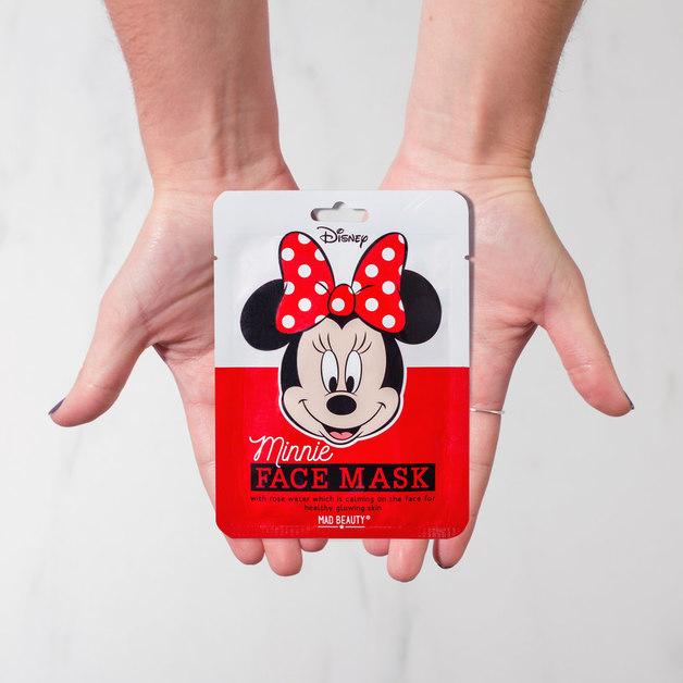 Mad Beauty Disney Minnie Face Mask