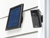 Ring: Solar Panel - Black image