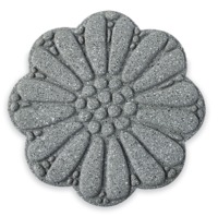 Mindware Create: Paint Your Own - Flower Stepping Stone image