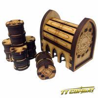 TTCombat: Tabletop Scenics - Mecharuim Barrels