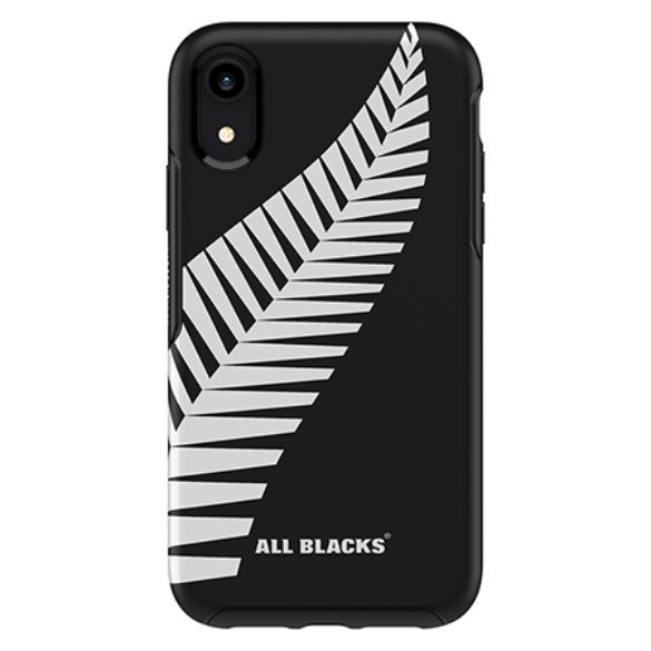 Otterbox: All Blacks Symmetry for iPhone XR - Black