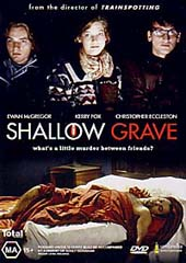 Shallow Grave on DVD