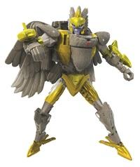 Transformers Generations: War for Cybertron Kingdom - Deluxe Class - Airazor