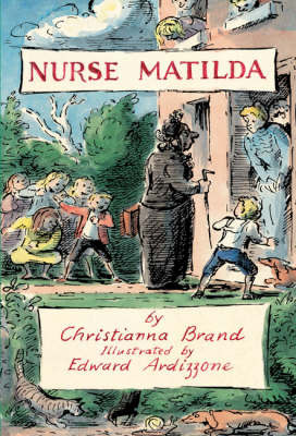 The Collected Tales of Nurse Matilda by Christianna Brand image
