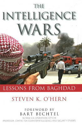 Intelligence Wars by Steven O'Hern image