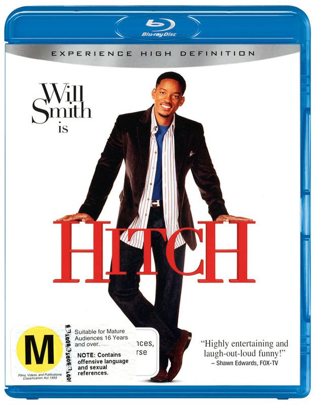 Hitch on Blu-ray