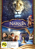 The Chronicles of Narnia: Voyage of the Dawn Treader DVD