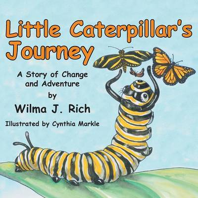 Little Caterpillar's Journey by Wilma J Rich image