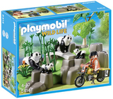 Playmobil - Pandas in Bamboo Forest (5414)