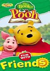 Winnie The Pooh - Book of Pooh - Fun With Friends on DVD