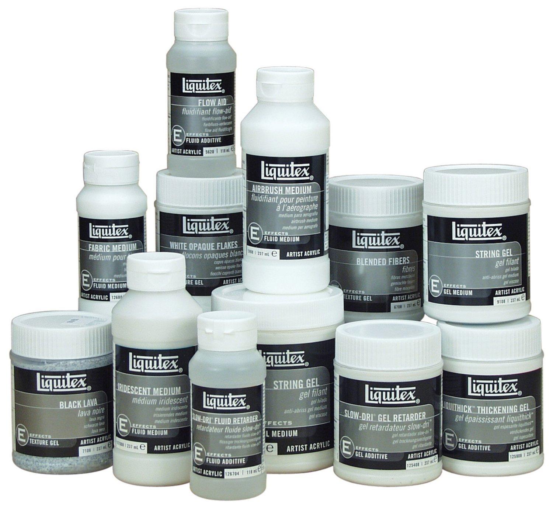 Liquitex: Airbrush Fluid - Effects Medium (237ml) image