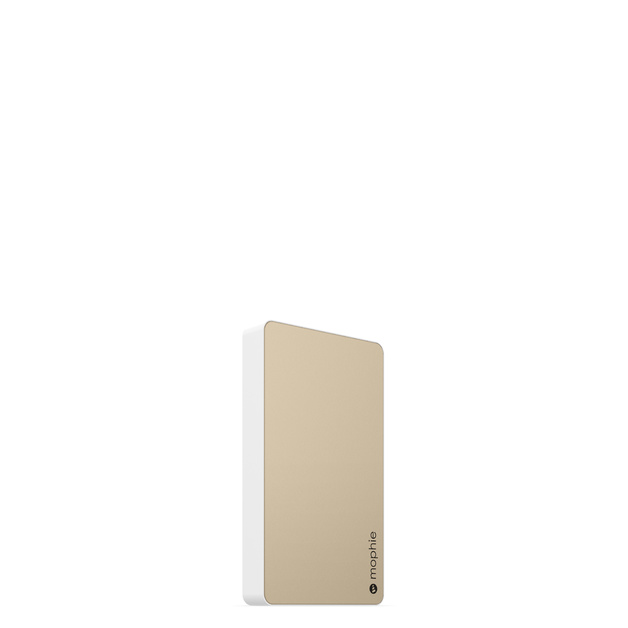 Mophie Powerstation 6000mAh Power Bank (Gold)