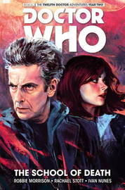 Doctor Who: The Twelfth Doctor by Robbie Morrison