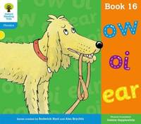 Oxford Reading Tree: Level 3: Floppy's Phonics: Sounds and Letters: Book 16 by Roderick Hunt