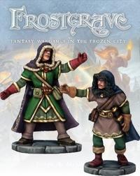 Frostgrave - Illusionist & Apprentice