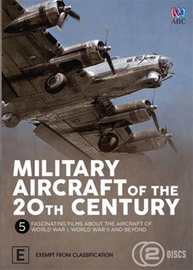 Military Aircraft of the 20th Century on DVD