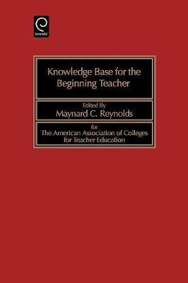 Knowledge Base for the Beginning Teacher by Maynard C. Reynolds image