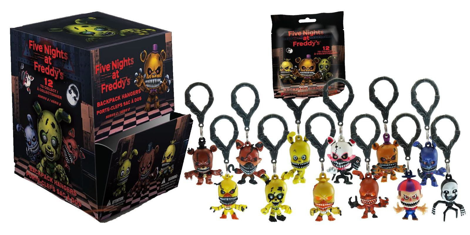 Five Nights at Freddy's: Collectable Mini-Figure (Blind Bag) image