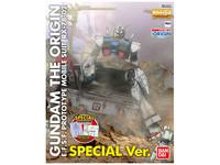 Gundam 1/100 MG RX-78-02 Gundam (GUNDAM THE ORIGIN Ver) Special Edition Model Kit
