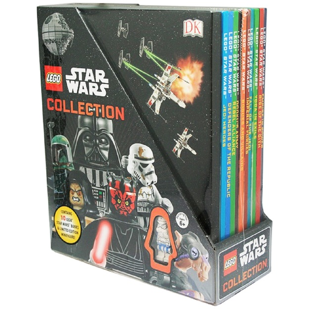 Lego: Star Wars Collection (10 Book Set)