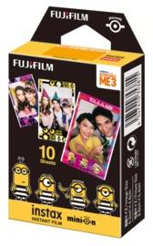 Fujifilm: Instax Mini Film - 10 Pack (Despicable Me 3)